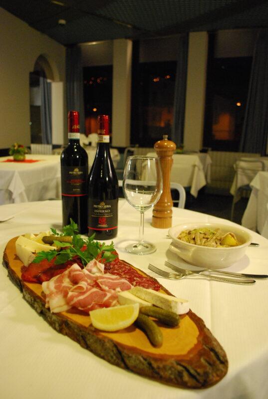 Hotel ristorante Sondrio